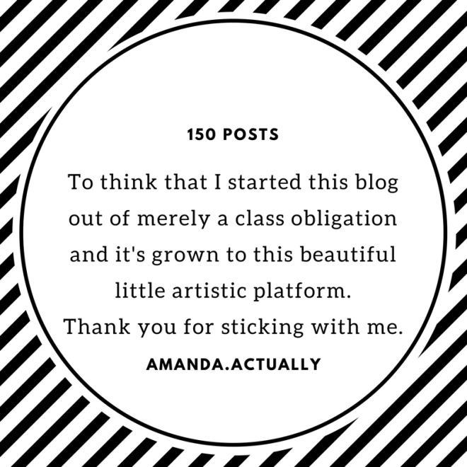 To think that I started this blog out of merely a class obligation and it's grown to this beautiful little artistic platform.Thank you for sticking with me..png